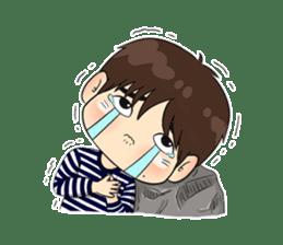 Cutie JuJu sticker #8356508