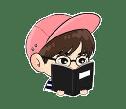 Cutie JuJu sticker #8356509