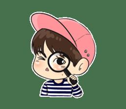 Cutie JuJu sticker #8356510