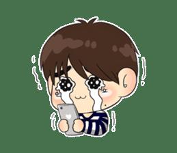 Cutie JuJu sticker #8356513