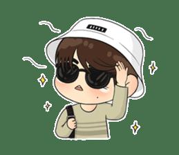 Cutie JuJu sticker #8356520