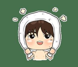 Cutie JuJu sticker #8356523