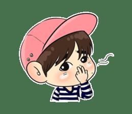 Cutie JuJu sticker #8356525