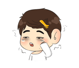 Cutie JuJu sticker #8356526