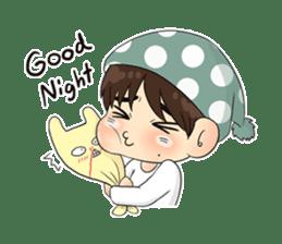 Cutie JuJu sticker #8356527