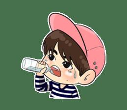 Cutie JuJu sticker #8356528