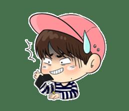 Cutie JuJu sticker #8356529
