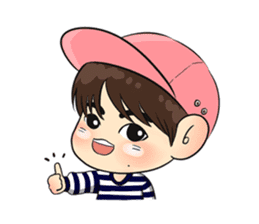 Cutie JuJu sticker #8356530
