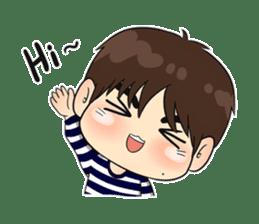 Cutie JuJu sticker #8356534