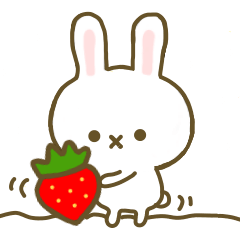Rabbit Strawberry 5