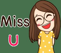 TuaGom : cute girl sticker #8366864