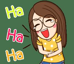 TuaGom : cute girl sticker #8366870