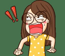 TuaGom : cute girl sticker #8366883