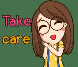TuaGom : cute girl sticker #8366896