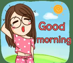 TuaGom : cute girl sticker #8366898