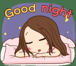 TuaGom : cute girl sticker #8366899
