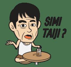 Asan Pek (Hokkien) sticker #8368224