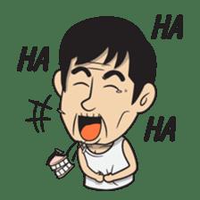 Asan Pek (Hokkien) sticker #8368236