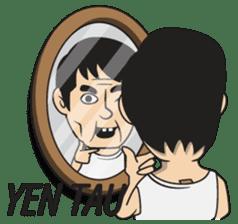 Asan Pek (Hokkien) sticker #8368247