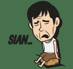 Asan Pek (Hokkien) sticker #8368250
