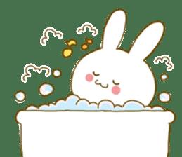 Sticker.little rabbit2 sticker #8373943