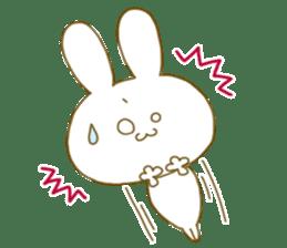 Sticker.little rabbit2 sticker #8373950
