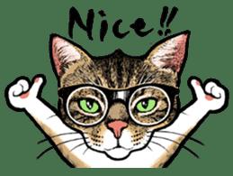 Oneko! (ENG Ver.) sticker #8379628
