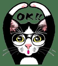 Oneko! (ENG Ver.) sticker #8379650