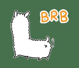 Alpacaks sticker #8388399