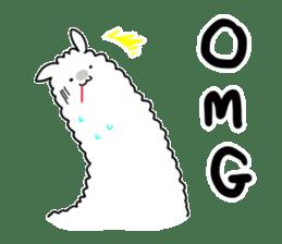 Alpacaks sticker #8388400