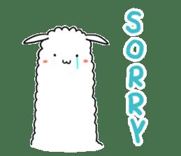 Alpacaks sticker #8388401