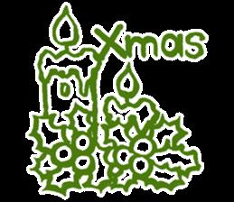 Xmas & NewYear '16 sticker #8395033