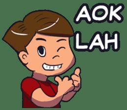 Urang Bangka sticker #8395152