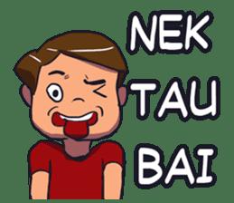 Urang Bangka sticker #8395158