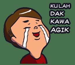 Urang Bangka sticker #8395161