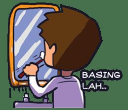 Urang Bangka sticker #8395162