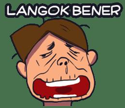 Urang Bangka sticker #8395174