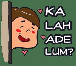 Urang Bangka sticker #8395176