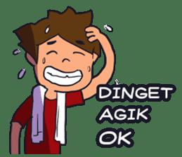 Urang Bangka sticker #8395179