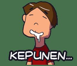 Urang Bangka sticker #8395180
