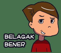 Urang Bangka sticker #8395181