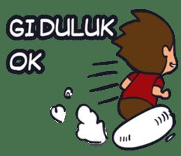 Urang Bangka sticker #8395186
