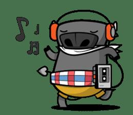 Tidlom:Thai Retro(Eng Ver.)by Zylostudio sticker #8396986