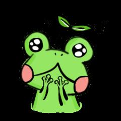 kero kero Frog
