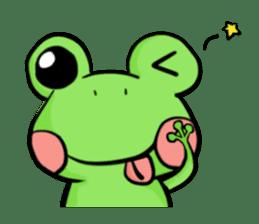 kero kero Frog sticker #8397548