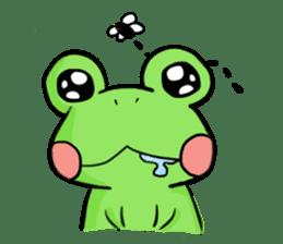 kero kero Frog sticker #8397551