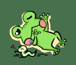kero kero Frog sticker #8397555