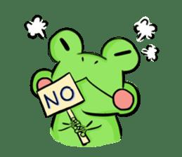 kero kero Frog sticker #8397557