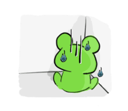 kero kero Frog sticker #8397558