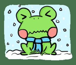 kero kero Frog sticker #8397559